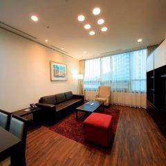 Отель Orakai Insadong Suites Южная Корея, Сеул - отзывы, цены и фото номеров - забронировать отель Orakai Insadong Suites онлайн комната для гостей фото 3