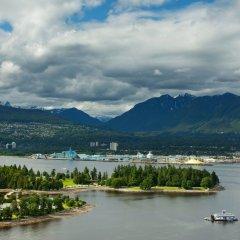Отель Vancouver Marriott Pinnacle Downtown фото 4