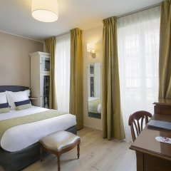 Отель Best Western Au Trocadero Франция, Париж - 1 отзыв об отеле, цены и фото номеров - забронировать отель Best Western Au Trocadero онлайн комната для гостей фото 5