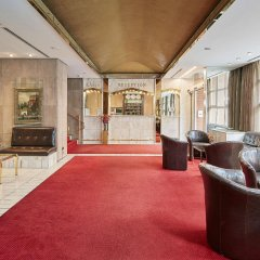 Living Hotel Nürnberg by Derag интерьер отеля