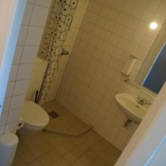 Отель Løgstør Parkhotel ванная фото 2