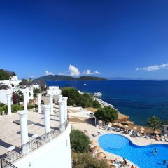 Отель Bodrum Bay Resort - All Inclusive бассейн фото 3