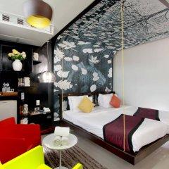 Отель The Color Kata Таиланд, пляж Ката - 1 отзыв об отеле, цены и фото номеров - забронировать отель The Color Kata онлайн комната для гостей фото 5
