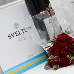 Sveltos Hotel в номере
