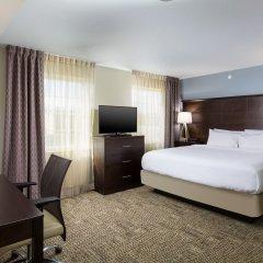 Отель Staybridge Suites Columbus Polaris комната для гостей