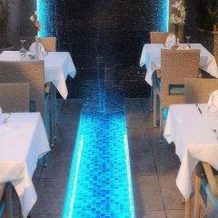 Отель Hôtel & Restaurant Farid питание