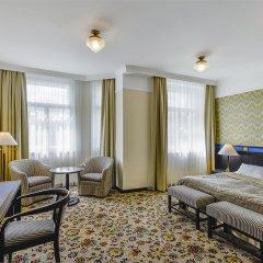 Отель Savoy Чехия, Прага - 5 отзывов об отеле, цены и фото номеров - забронировать отель Savoy онлайн комната для гостей фото 2