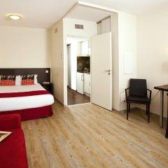 Отель Residhome Toulouse Tolosa Франция, Тулуза - отзывы, цены и фото номеров - забронировать отель Residhome Toulouse Tolosa онлайн комната для гостей фото 3