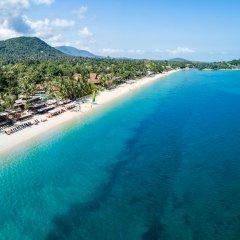 Отель Bandara Resort & Spa Таиланд, Самуи - 2 отзыва об отеле, цены и фото номеров - забронировать отель Bandara Resort & Spa онлайн пляж фото 2