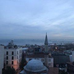 Muyan Suites Турция, Стамбул - 12 отзывов об отеле, цены и фото номеров - забронировать отель Muyan Suites онлайн балкон