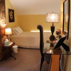 Отель 50 Lincoln Short North Bed and Breakfast удобства в номере фото 2