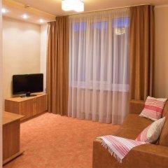 Гостиница Италмас Стандартный номер двуспальная кровать фото 3