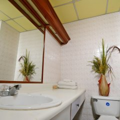 Отель Kaz Kreol Beach Lodge & Wellness Retreat ванная