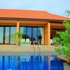 Отель Peace Paradise Beach балкон