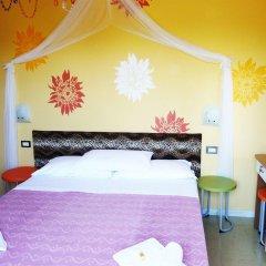 Отель Riccione Beach Hotel Италия, Риччоне - 5 отзывов об отеле, цены и фото номеров - забронировать отель Riccione Beach Hotel онлайн комната для гостей фото 3
