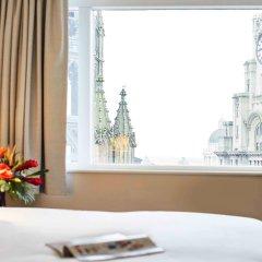 Mercure Liverpool Atlantic Tower Hotel балкон