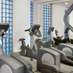 Отель Marriott Cancun Resort фитнесс-зал фото 4