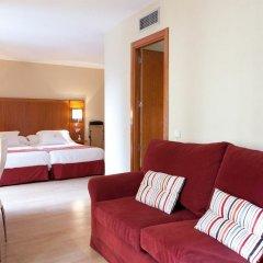 Отель Ateneo Puerta del Sol комната для гостей фото 4