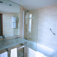 Hotel Zenit Lisboa ванная