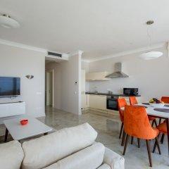 Отель Kaliman Villa Lux Черногория, Тиват - отзывы, цены и фото номеров - забронировать отель Kaliman Villa Lux онлайн комната для гостей фото 4