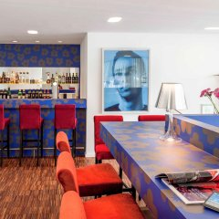 Mercure Hotel Art Leipzig гостиничный бар