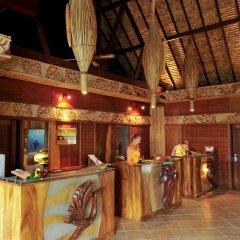 Отель InterContinental Le Moana Resort Bora Bora интерьер отеля фото 2