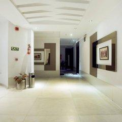 Hotel Krishna интерьер отеля