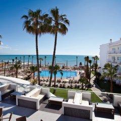 Отель Riu Nautilus - Adults only пляж