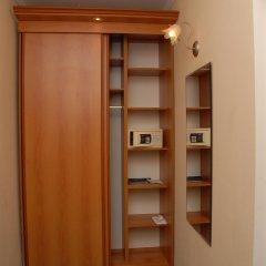 Гостиница Smolinopark сейф в номере
