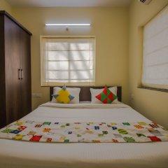 Отель OYO 13767 Home Exotic Pool View 3BHK Anjuna Гоа комната для гостей