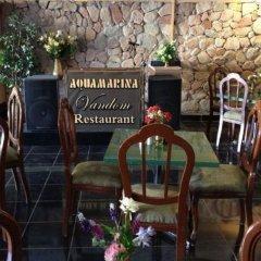 Отель Aquamarina III питание