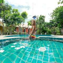 Отель Deeden Pattaya Resort детские мероприятия фото 2