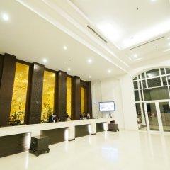 Отель D Varee Jomtien Beach Таиланд, Паттайя - 5 отзывов об отеле, цены и фото номеров - забронировать отель D Varee Jomtien Beach онлайн интерьер отеля фото 2