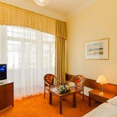 Отель Penzion Villa Hofman Чехия, Карловы Вары - отзывы, цены и фото номеров - забронировать отель Penzion Villa Hofman онлайн комната для гостей фото 2