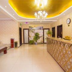 Отель Xinhang Business Hotel Xi'an Китай, Сяньян - отзывы, цены и фото номеров - забронировать отель Xinhang Business Hotel Xi'an онлайн спа