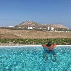 Отель Samsara - Santorini Luxury Retreat Греция, Остров Санторини - отзывы, цены и фото номеров - забронировать отель Samsara - Santorini Luxury Retreat онлайн бассейн
