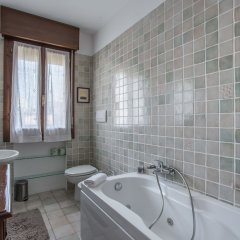 Отель Padova - Via Rizzo 49A Италия, Падуя - отзывы, цены и фото номеров - забронировать отель Padova - Via Rizzo 49A онлайн ванная