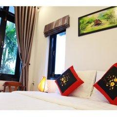 Отель Sunny Garden Homestay сейф в номере