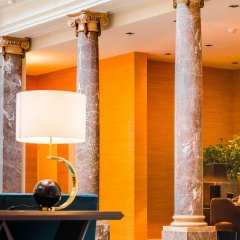 Hotel FRANQ интерьер отеля фото 3