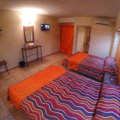 Hotel St Cruz Creel удобства в номере