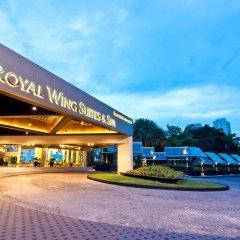 Отель Royal Wing Suites & Spa Таиланд, Паттайя - 3 отзыва об отеле, цены и фото номеров - забронировать отель Royal Wing Suites & Spa онлайн развлечения