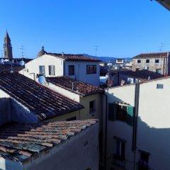 Отель Soggiorno Pitti Италия, Флоренция - отзывы, цены и фото номеров - забронировать отель Soggiorno Pitti онлайн балкон