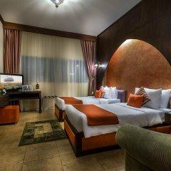 Отель First Central Hotel Suites ОАЭ, Дубай - 11 отзывов об отеле, цены и фото номеров - забронировать отель First Central Hotel Suites онлайн комната для гостей фото 2