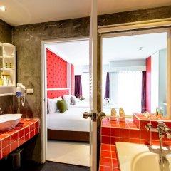 Raha Grand Hotel Пхукет ванная