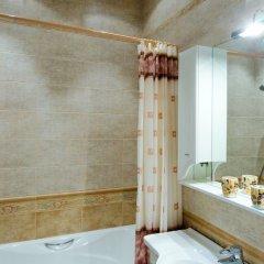 Гостиница LUXKV Apartment on Kudrinskaya Square в Москве отзывы, цены и фото номеров - забронировать гостиницу LUXKV Apartment on Kudrinskaya Square онлайн Москва ванная
