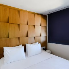 Kastro Hotel сейф в номере