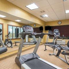 Отель Holiday Inn Express and Suites Lafayette East фитнесс-зал