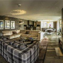 Отель Grischa - DAS Hotel Davos Швейцария, Давос - отзывы, цены и фото номеров - забронировать отель Grischa - DAS Hotel Davos онлайн интерьер отеля фото 3