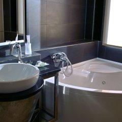 Отель Boutique Hotel Townhouse 27 Сербия, Белград - 1 отзыв об отеле, цены и фото номеров - забронировать отель Boutique Hotel Townhouse 27 онлайн ванная