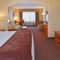 Отель Best Western Plus Cascade Inn & Suites комната для гостей фото 3